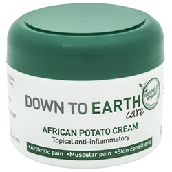 African Potato Cream
